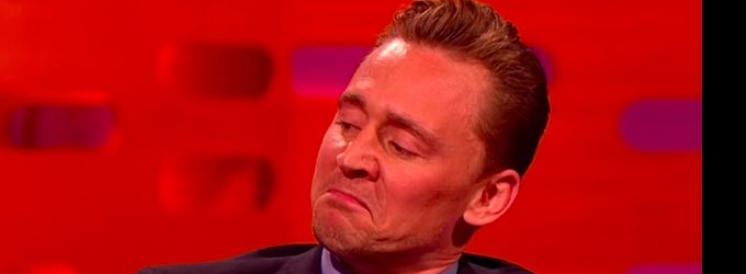 VIDEO: Tom Hiddleston Pulls Out Robert De Niro Impression in Front of the Man Himself