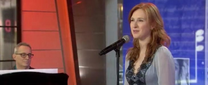 VIDEO: Watch IN TRANSIT's Erin Mackey Perform Original Song 'Love Is the Greatest Gift' on 'Today'