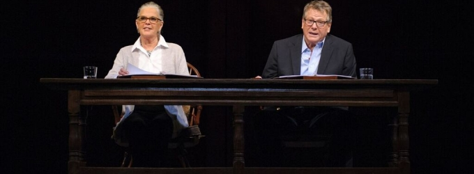 BWW Review: Ali MacGraw and Ryan O'Neal Together In A.R. Gurney's LOVE LETTERS