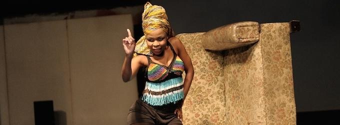 BWW Review: The Peculiar Genius of Mmakgosi Kgabi