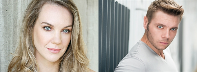 Analisa Leaming and Nathaniel Hackmann to Star in SEVEN BRIDES FOR SEVEN BROTHERS at Ogunquit Playhouse