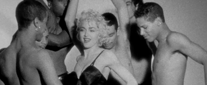 First Look - Logo to Premiere Madonna Dancers Documentary Film STRIKE A POSE, 4/6