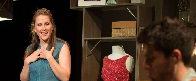 BWW Review: THE LAST FIVE YEARS - Great Performances, Underwhelming Show
