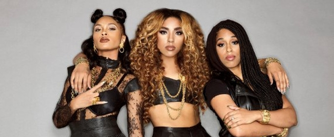 Mathew Knowles' Hit Female Hip Hop Trio Blush Announces Debut Album