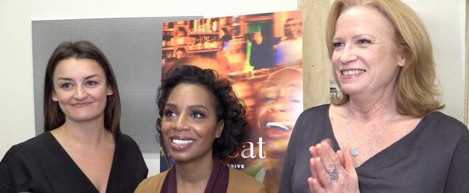 BWW TV: What's SWEAT All About? The Broadway-Bound Cast Explains!