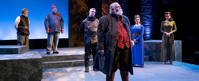 BWW Review: Edward Fernandez as KING LEAR at EPAC