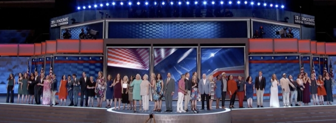 BWW TV: Broadway Stars Sing 'What the World Needs Now' at the Democratic Convention