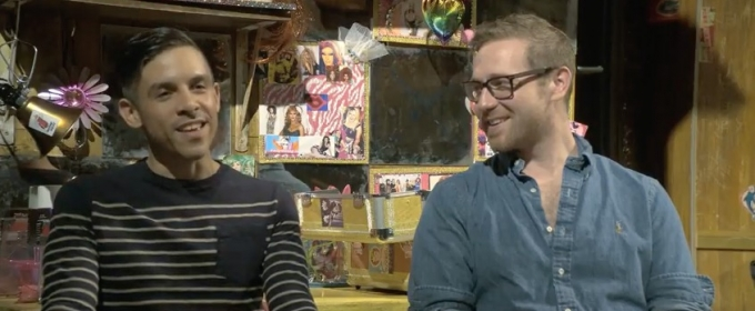 VIDEO: Matthew Lopez andMike Donahue Talk THE LEGEND OF GEORGIA MCBRIDE