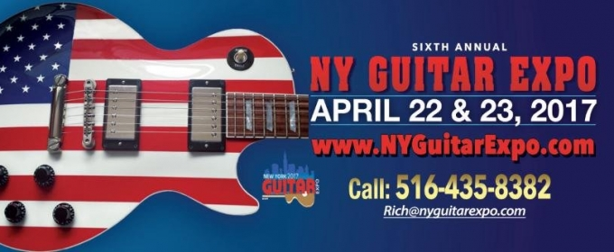 Les Paul Exhibit Back In Show at the 6th Annual NY Guitar Expo