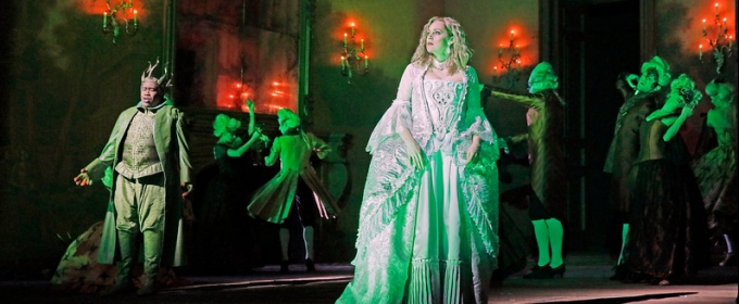 BWW Preview: Guggenheim's Works & Process Looks Inside the Met's New RUSALKA