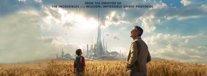 Review Roundup: George Clooney Stars in TOMORROWLAND