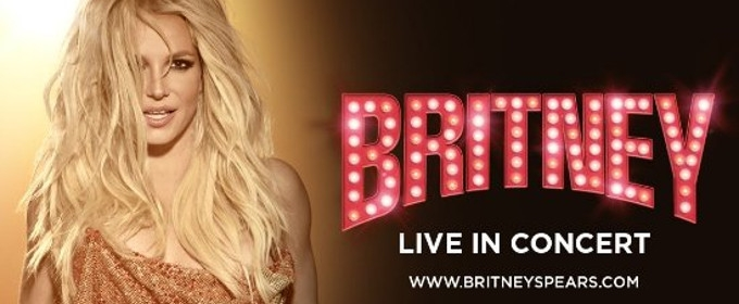 Britney Spears Announces Summer World Tour