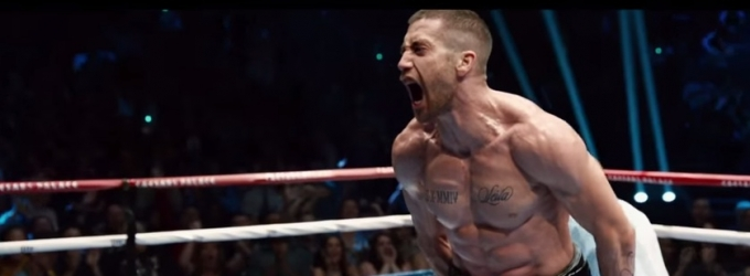 VIDEO: First look - Jake Gyllenhaal Stars in Boxing Drama SOUTHPAW