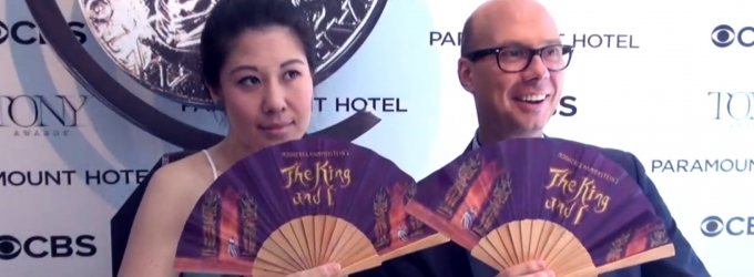 BWW TV Exclusive: BACKSTAGE WITH RICHARD RIDGE- Tonys Special with 2015 Nominee Ruthie Ann Miles!