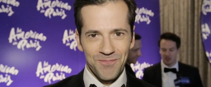 BWW TV: AN AMERICAN IN PARIS Celebrates West End Opening Night!