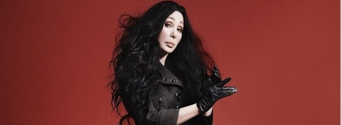 Photo: Cher Named New Face of Marc Jacobs Ad Campaign