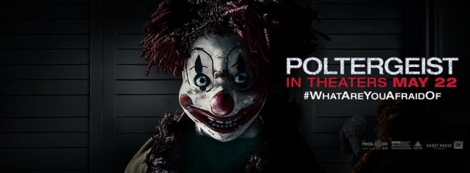 Review Roundup: 1982's Horror Film POLTERGEIST Gets a Reboot