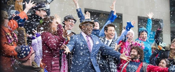 VIDEO: Andy Karl & the Cast of GROUNDHOG DAY Perform on 'Today'; Watch It Again & Again!
