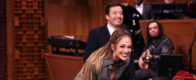 VIDEO: Jennifer Lopez & Jimmy Fallon Compete in Epic Dance Battle