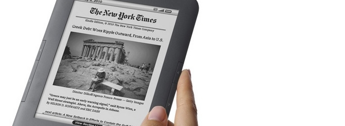 Amazon Kindle Pays Royalties Based on Pages Read, Starting Today