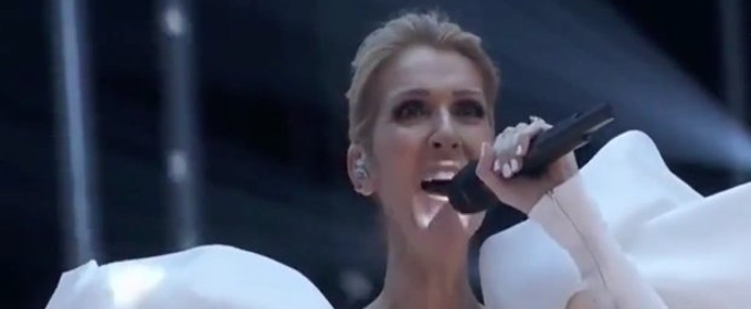 VIDEO: Celine Dion Performs 'My Heart Will Go On' on BILLBOARD MUSIC AWARDS