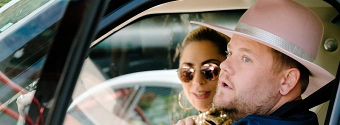 VIDEO: Sneak Peek - Lady Gaga Joins James Corden for 'Carpool Karaoke'