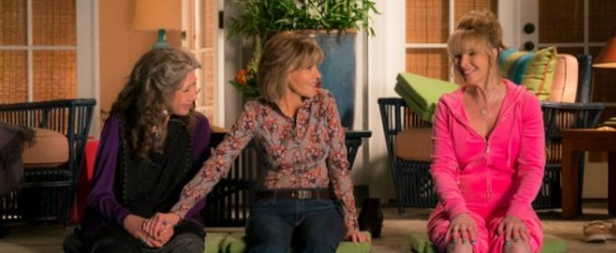 Netflix Orders Fourth Season of GRACE AND FRANKIE, Featuring Lisa Kudrow