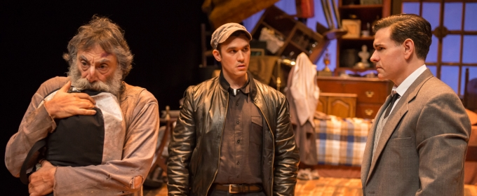 BWW Review: THE CARETAKER at Zoetic Stage