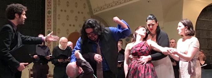 BWW Opera Review: Vertical Player Repertory Disinters Pacini's MALVINA DI SCOZIA