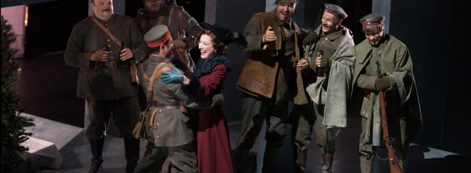 BWW Review: War Is Hell but the Puts-Campbell SILENT NIGHT Is a Wonder in Atlanta