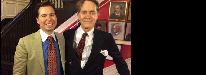 BWW Reviews: EVAN STERN & STEVE ROSS Are Utterly Charming at The Player's Club In Examining Southern Influence On the Songs of Johnny Mercer