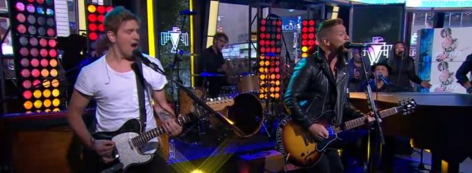 VIDEO: Gavin DeGraw & Needtobreathe Perform 'Brother' on GMA