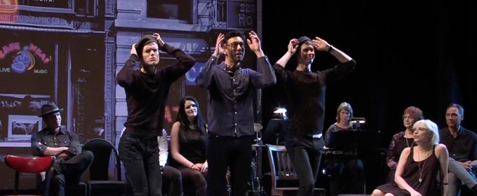 BWW TV: Watch Max Crumm and More Preview BEATSVILLE: THE BEATNIK MUSICAL at Asolo Rep