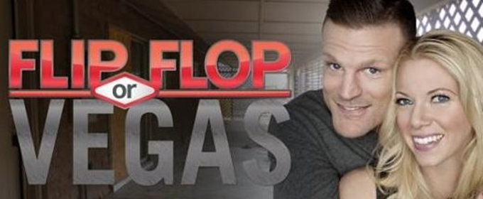 Following Strong Ratings, HGTV Orders Second Season of FLIP OR FLOP LAS VEGAS