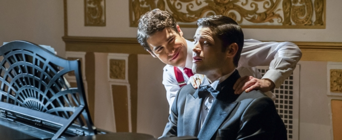 Photo Flash: First Look - Darren Criss, Jeremy Jordan & More in SUPERGIRL/FLASH Musical Crossover