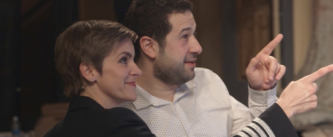 BWW TV Exclusive: People, Places & Planes- How Tony Nominees Christopher Ashley and Kelly Devine Navigated COME FROM AWAY!