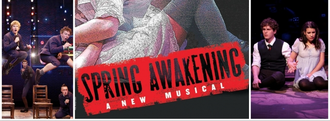Relive the Song of Purple Summer: A Look Back at SPRING AWAKENING's Original Broadway Run
