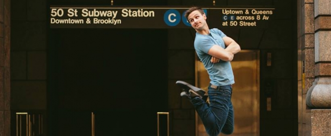 BWW Interview: Broadway's Chris Rice Gets #TAPPY and Talks BROADWAY BACKWARDS