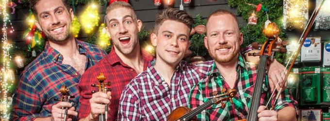 Well-Strung Makes Holidays Bright