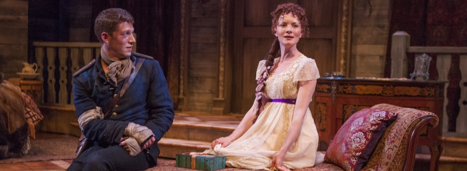 Photo Flash: First Look at Wrenn Schmidt, Enver Gjokaj, Zach Appelman, Marsha Mason and More in ARMS AND THE MAN at The Old Globe
