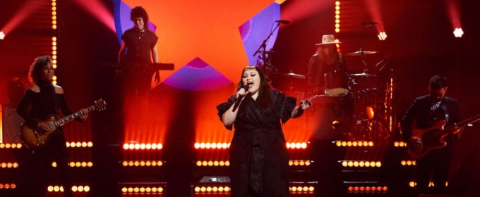 VIDEO: Beth Ditto Performs 'Fire' on LATE LATE SHOW