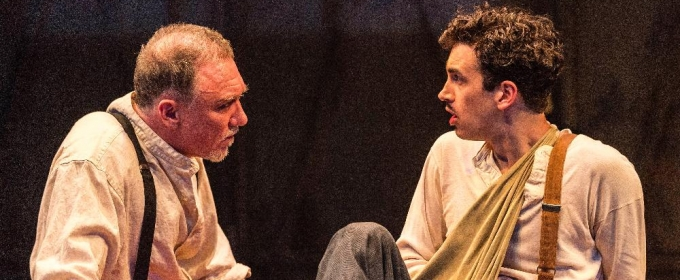 Photo Flash: First Look at Stephen Stocking, Patrick Page and More in Rajiv Joseph's ARCHDUKE at the Taper