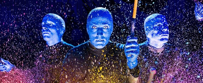 Blue Man Group World Tour to Stop in Israel, Luxembourg, Germany, Spain and More