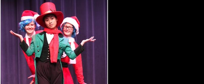 BWW Preview: CATCO Spreads the Spirit of Giving with Holiday Drives at A SEUSSIFIED CHRISTMAS CAROL