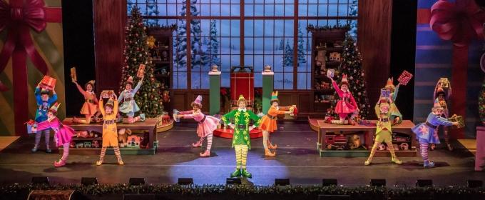 Children's Theatre of Cincinnati to Present ELF THE MUSICAL JR.