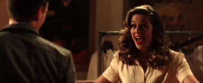 VIDEO: First Look - Melissa Benoist, Grant Gustin Perform 'Super Friends' on Musical Episode
