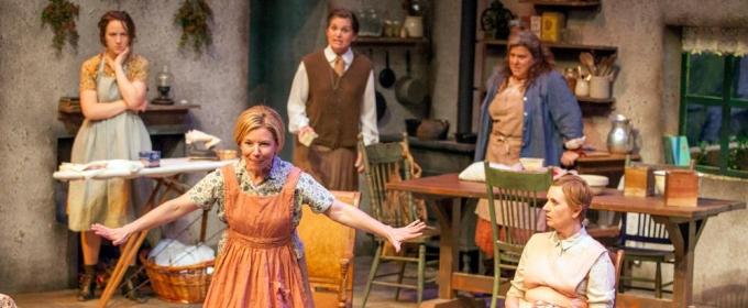 BWW Review: Mustard Seed Theatre's Bittersweet DANCING AT LUGHNASA