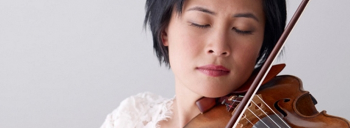 Jennider Koh with Milwaukee Symphon