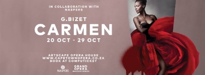 Cape Town Opera to Revive 2011 Production of CARMEN at Artscape Opera House