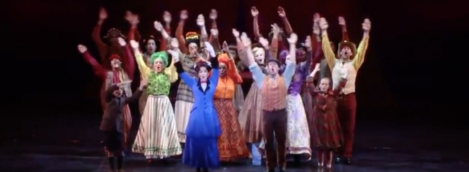 STAGE TUBE: Watch Highlights of Kara Lindsay, Nicolas Dromard and More in NCT's MARY POPPINS